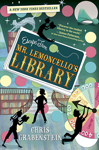 Chris Grabenstein: Escape from Mr. Lemoncello's Library