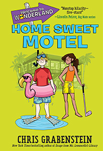 Wonderland Home Sweet Motel