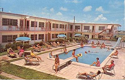 Cheri Lynn Motel on Treasure Island
