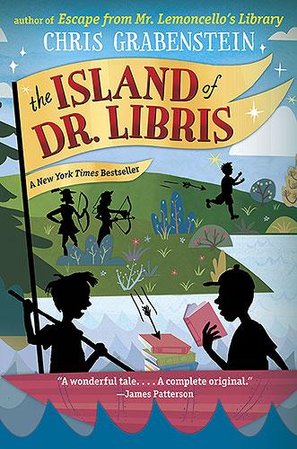 Island of Dr Libris