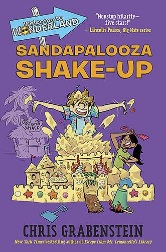 Sandapalooza Shake-Up