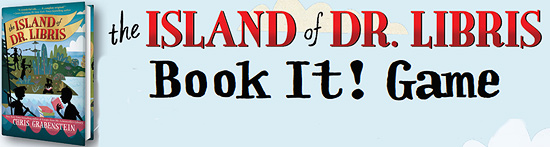 Book-It Game Banner
