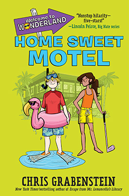 Wonderland 1: Home Sweet Motel