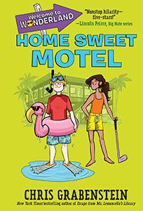 Wonderland Home Sweet Motel