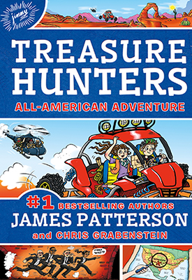 Treasure Hunters 6