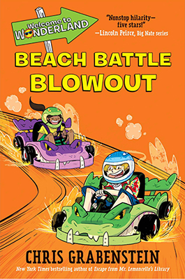 Wonderland 4: Beach Battle Blowout